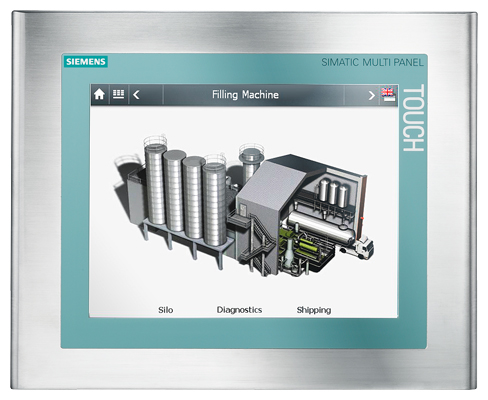 Siemens Simatic Mp Panel