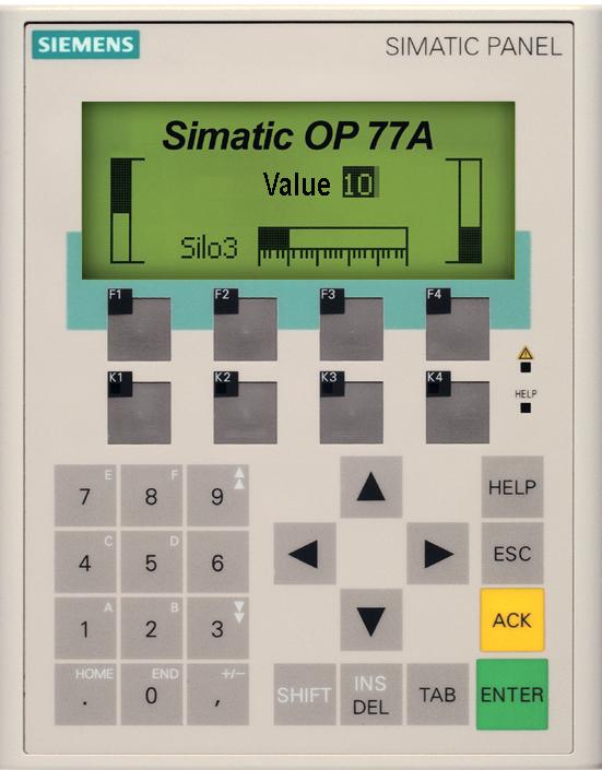 Siemens Simatic Op